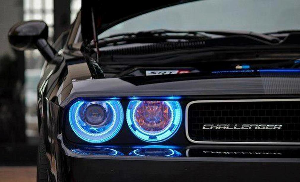 4 led fog lights, led driving lights