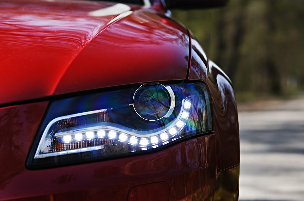 led headlight, hid headlight